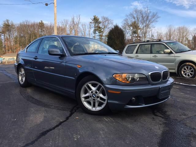 2004 Bmw 3 Series 325Ci 2dr Coupe In Saylorsburg PA - Deals On ...