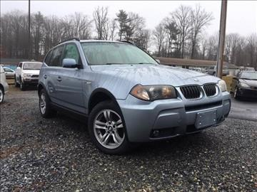 2006 BMW X3 for sale at Deals On Wheels LLC in Saylorsburg PA