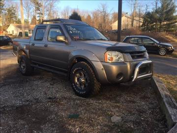 2004 Nissan Frontier for sale at Deals On Wheels LLC in Saylorsburg PA
