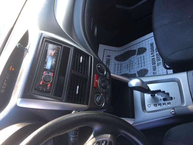 2011 Subaru Forester AWD 2.5X 4dr Wagon 4A - Saylorsburg PA