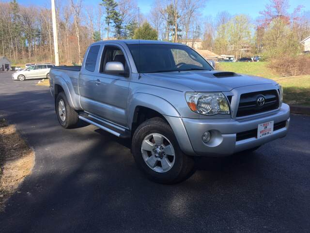 2005 Toyota Tacoma for sale at Deals On Wheels LLC in Saylorsburg PA