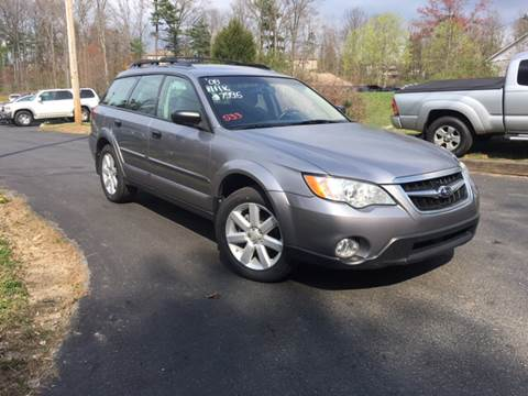 2008 Subaru Outback for sale at Deals On Wheels LLC in Saylorsburg PA