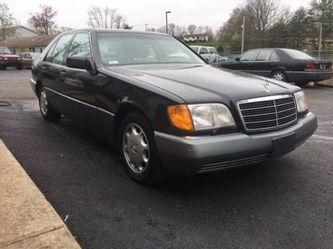 1993 Mercedes-Benz 300-Class for sale at Deals On Wheels LLC in Saylorsburg PA