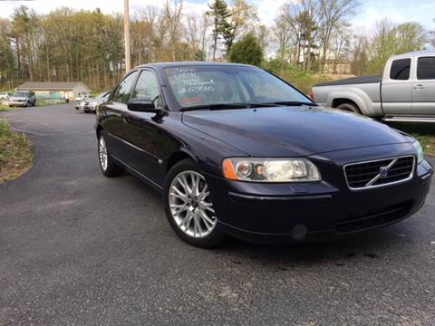 2006 Volvo S60 for sale at Deals On Wheels LLC in Saylorsburg PA