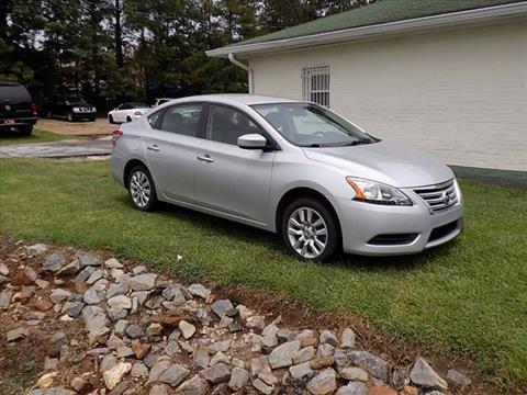 2015 Nissan Sentra for sale in Snellville, GA