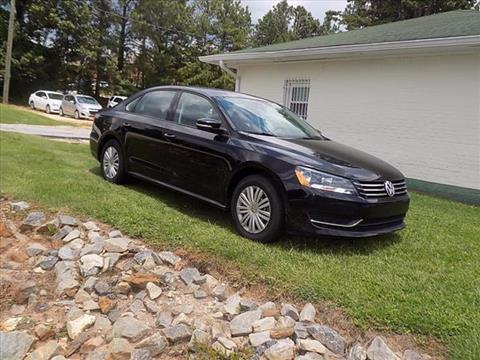 2015 Volkswagen Passat for sale in Snellville, GA