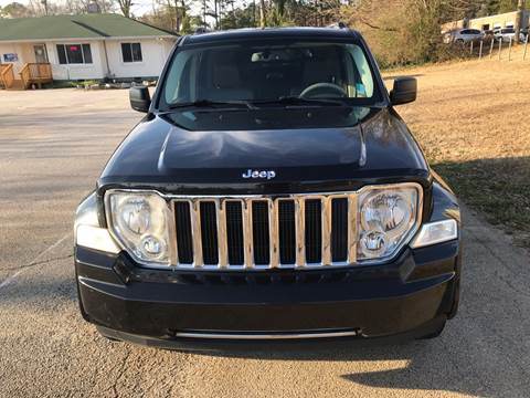 2008 Jeep Liberty for sale in Snellville, GA