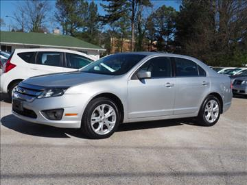 2012 Ford Fusion for sale in Snellville, GA