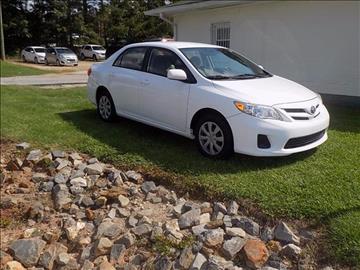 2011 Toyota Corolla for sale in Snellville, GA