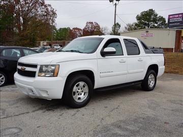 2007 Chevrolet Avalanche for sale in Snellville, GA