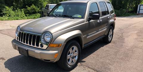 2005 Jeep Liberty for sale in Saranac, MI