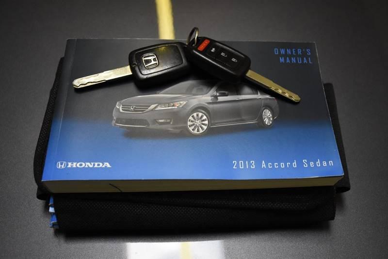 2013 Honda Accord Sport 4dr Sedan CVT - Escondido CA