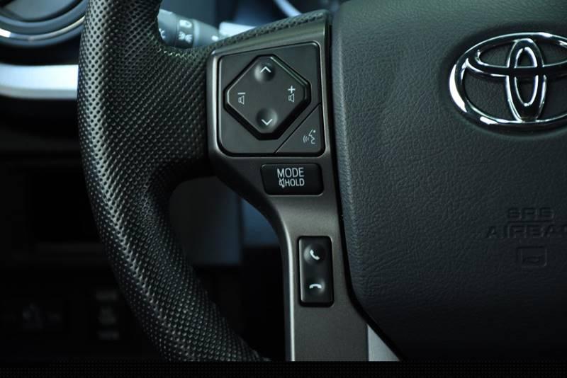 2016 Toyota Tacoma 4x2 TRD Sport 4dr Double Cab 6.1 ft SB - Escondido CA