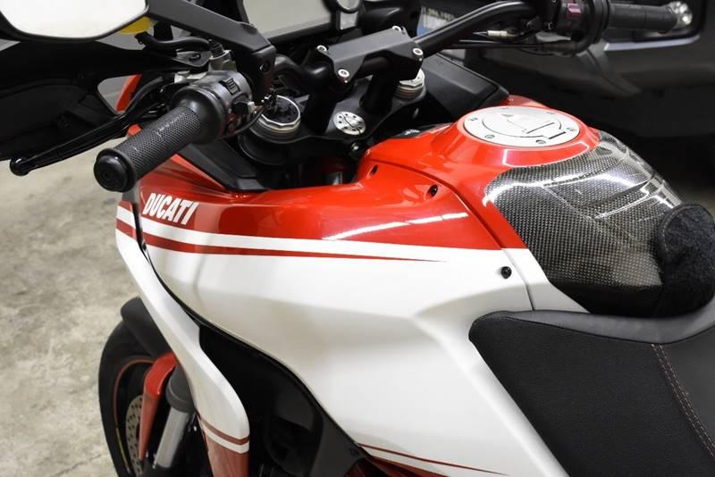 2014 Ducati Multistrada 1200 S Pikes Peak - Escondido CA