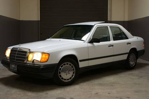 1989 Mercedes-Benz 300-Class for sale in Escondido, CA