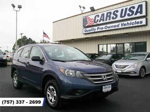 2014 Honda CR-V for sale in Virginia Beach, VA
