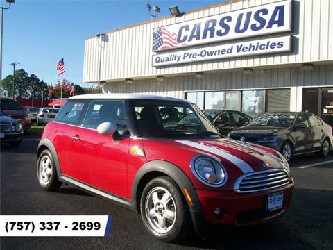 Cars Usa Used Cars Virginia Beach Va Dealer