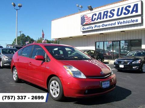 used 2008 toyota prius for sale in virginia. Black Bedroom Furniture Sets. Home Design Ideas