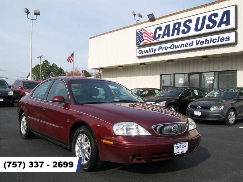 2005 Mercury Sable LS 4dr Sedan In Virginia Beach VA - Cars USA