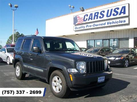 2010 jeep liberty for sale in virginia. Black Bedroom Furniture Sets. Home Design Ideas