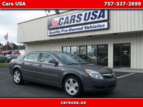 2008 Saturn Aura for sale in Virginia Beach, VA
