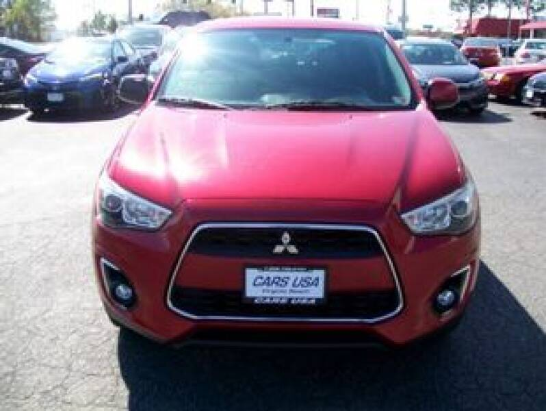 2014 Mitsubishi Outlander Sport AWD ES 4dr Crossover - Virginia Beach VA