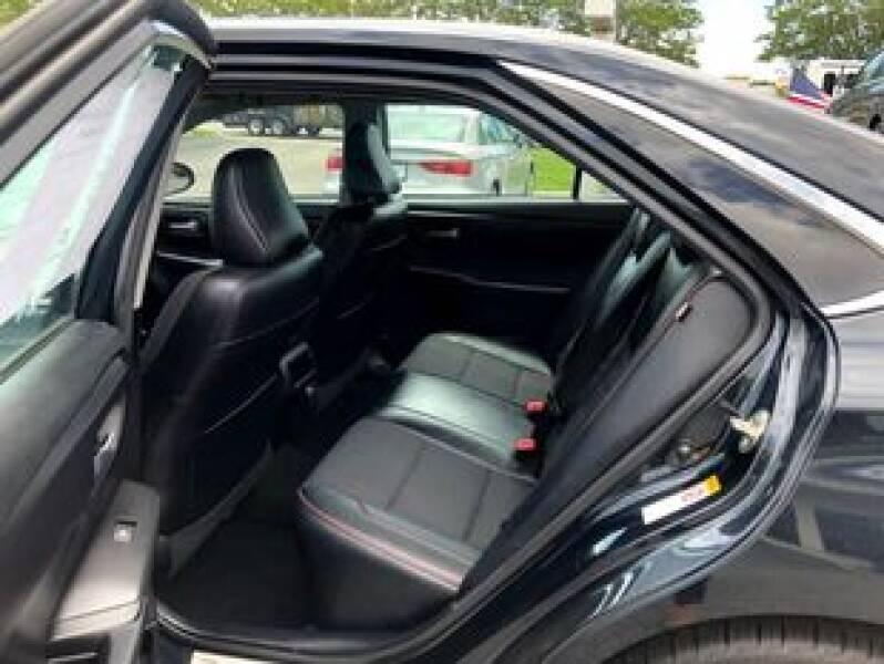 2017 Toyota Camry SE 4dr Sedan - Virginia Beach VA
