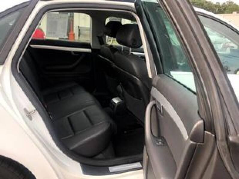 2007 Audi A4 AWD 2.0T quattro 4dr Sedan (2L I4 6A) - Virginia Beach VA
