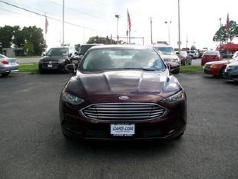 2017 Ford Fusion SE 4dr Sedan - Virginia Beach VA