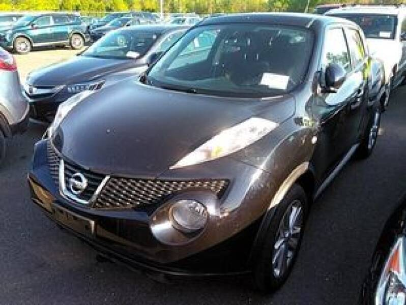 2013 Nissan JUKE SV 4dr Crossover CVT - Virginia Beach VA