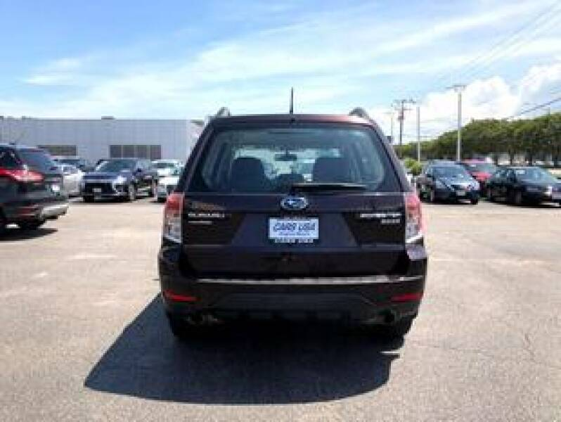 2013 Subaru Forester AWD 2.5X 4dr Wagon 4A - Virginia Beach VA