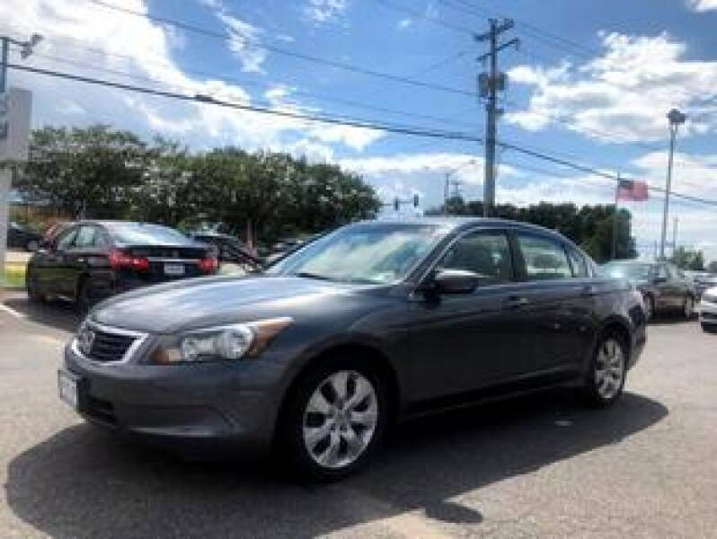 2008 Honda Accord EX-L 4dr Sedan 5A - Virginia Beach VA