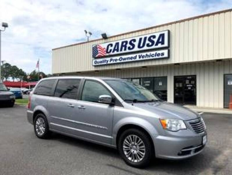2013 Chrysler Town and Country Touring-L 4dr Mini-Van - Virginia Beach VA