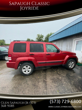2009 Jeep Liberty for sale at Sapaugh Classic Joyride in Salem MO