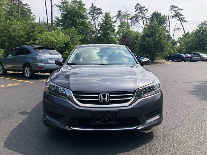 Honda Of Chantilly >> 2013 Honda Accord Lx 4dr Sedan Cvt In Chantilly Va Auto 7 Llc