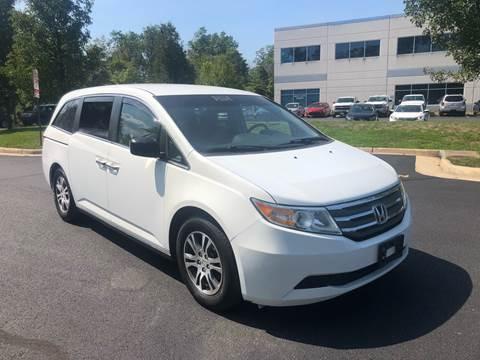 2012 Honda Odyssey for sale in Chantilly, VA