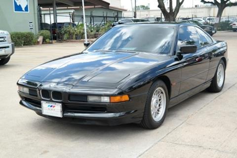 1995 BMW 8 Series for sale in Houston, TX