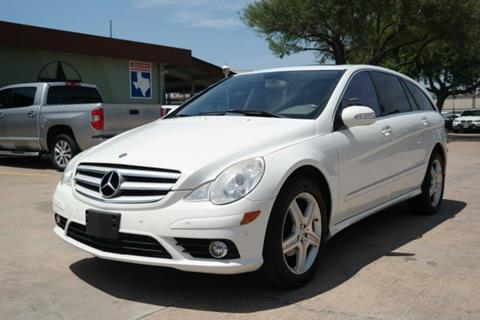 2008 Mercedes-Benz R-Class for sale in Houston, TX