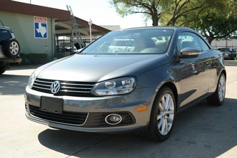 2013 Volkswagen Eos for sale in Houston, TX