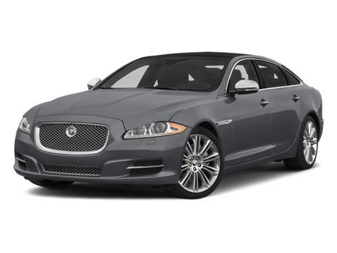 2014 Jaguar XJL for sale in Houston, TX