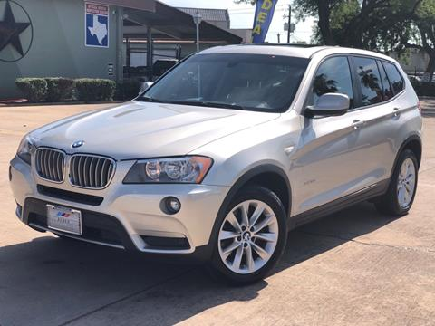 2013 BMW X3 For Sale In Houston TX