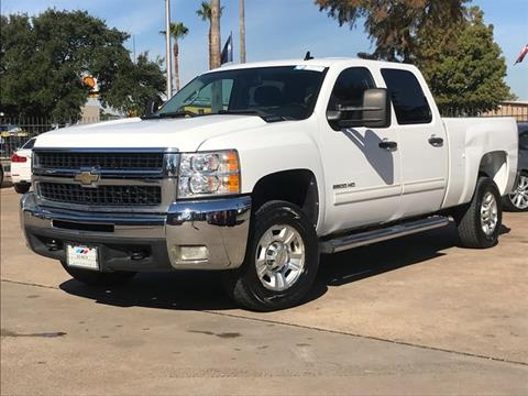 2010 Chevrolet Silverado 2500HD for sale in Houston, TX