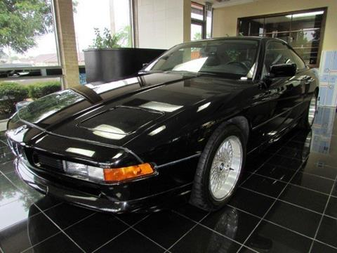 1991 BMW 8 Series for sale in Houston, TX