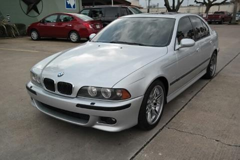 2003 BMW M5 for sale in Houston, TX