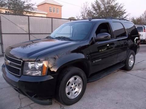 2009 Chevrolet Tahoe for sale in Jacksonville, FL