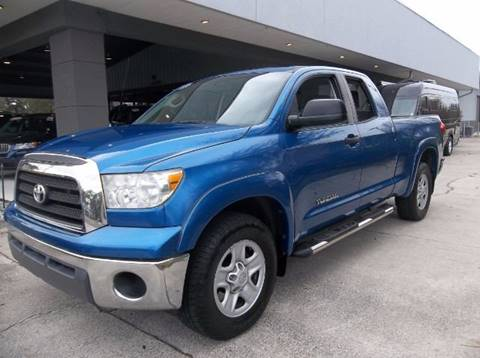 2008 Toyota Tundra for sale in Jacksonville, FL