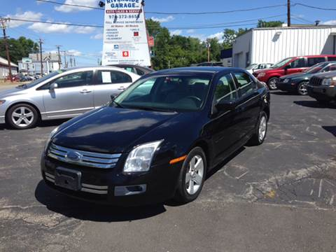 2007 Ford Fusion for sale in Haverhill, MA