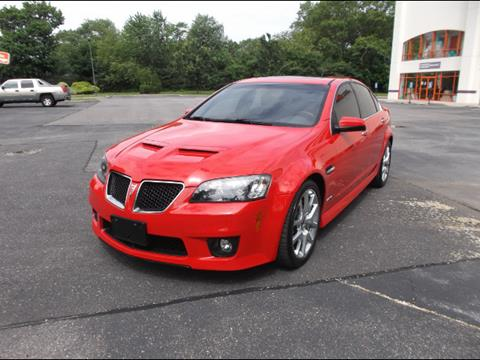 Pontiac g8 for sale in new york for Hollywood motors west babylon