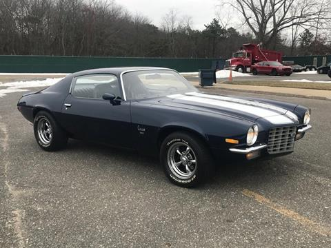 1971 chevrolet camaro for sale for Hollywood motors west babylon