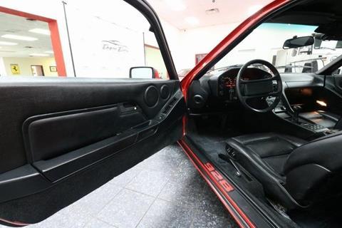 1989 Porsche 928